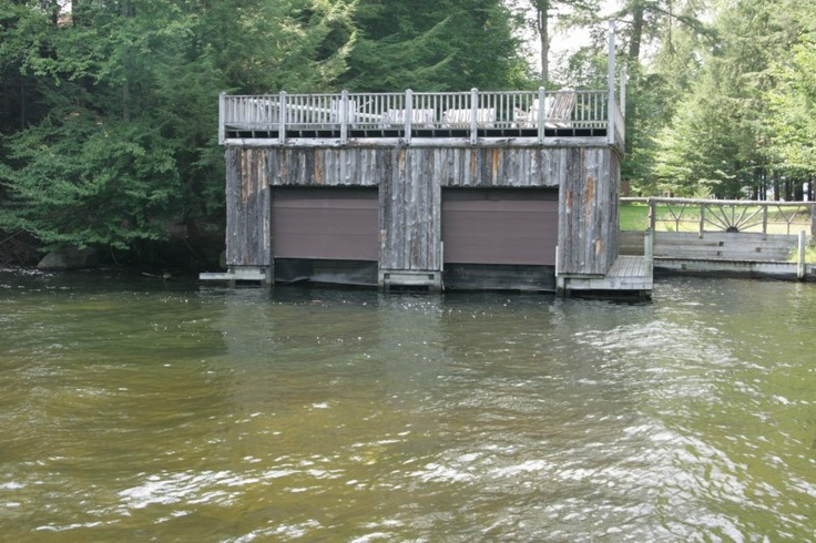 8 best enchanted eats images on pinterest enchanted for Boat garage on water