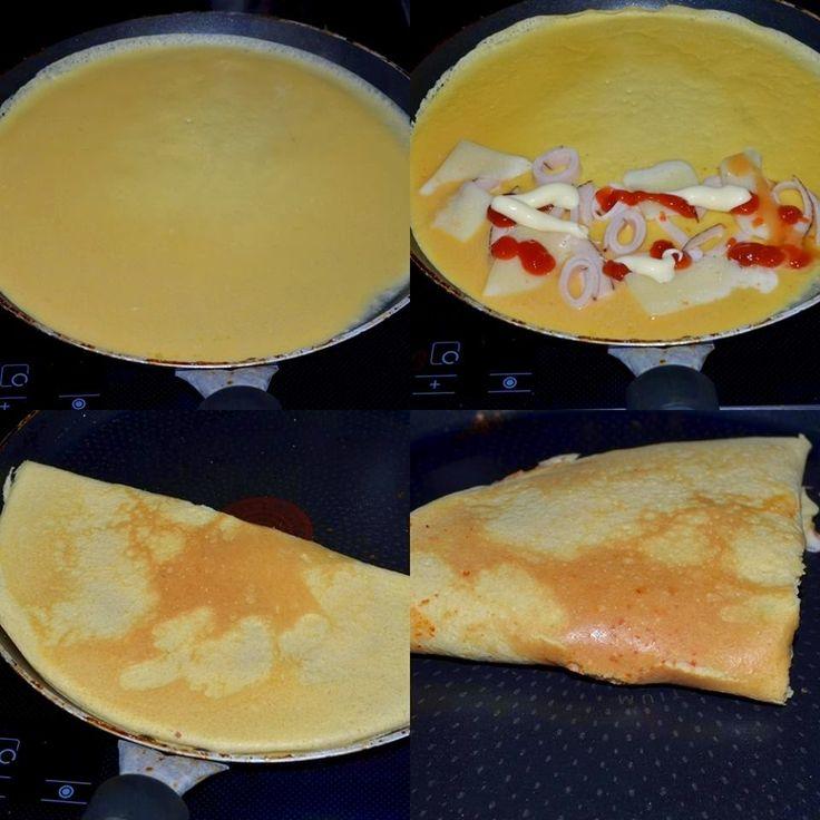 Sós paleo palacsinta és tortilla recept (gluténmentes, tejmentes, szénhidrátszegény) ~ Éhezésmentes Karcsúság Szafival