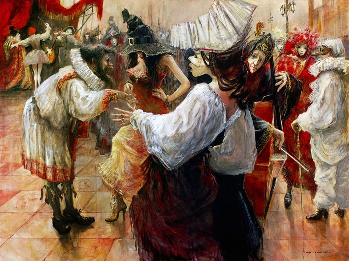 "Marcel Nino Pajot  ""Festival baroque"""