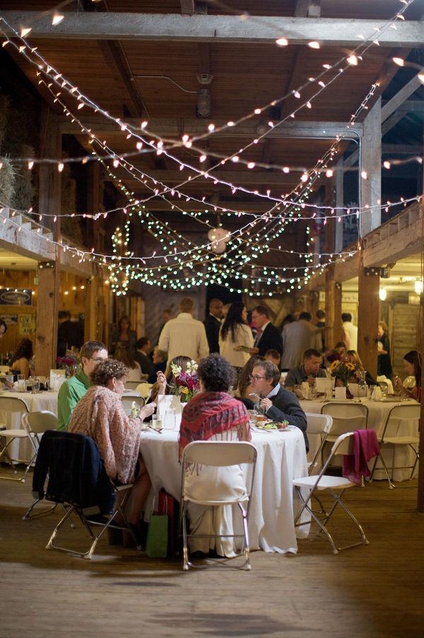 285 best fairy lights images on pinterest fairy lights light massachusetts wedding by lara kimmerer hanging christmas lightsxmas junglespirit Gallery