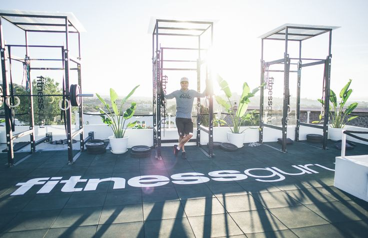 Image result for crossfit outdoor rooftop