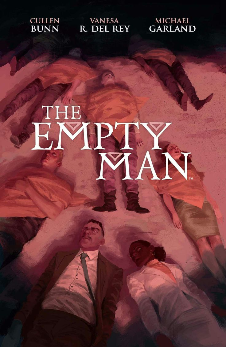 The empty man Movie