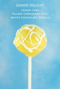 If you want some inspiration for cake pop flavors here is a site for you.