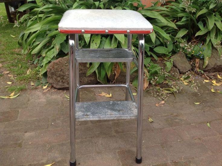 Kitchen stool. Dec 2013