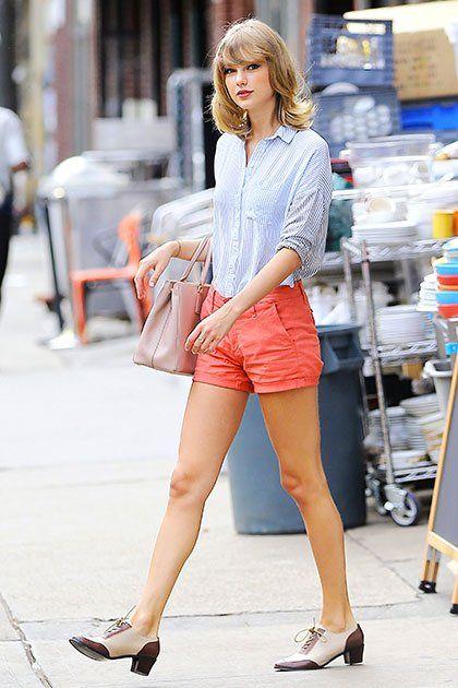 Taylor Swift Street Style 2015 | Teen Vogue