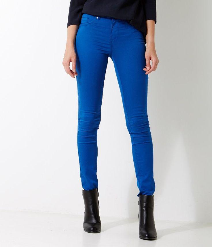 Pantalon Slim femme