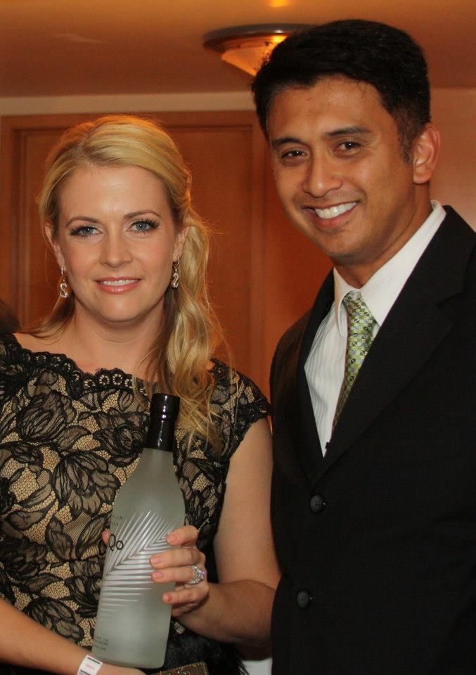 Melissa Joan Hart from our childhood favourite, Melissa the Teenage Witch!