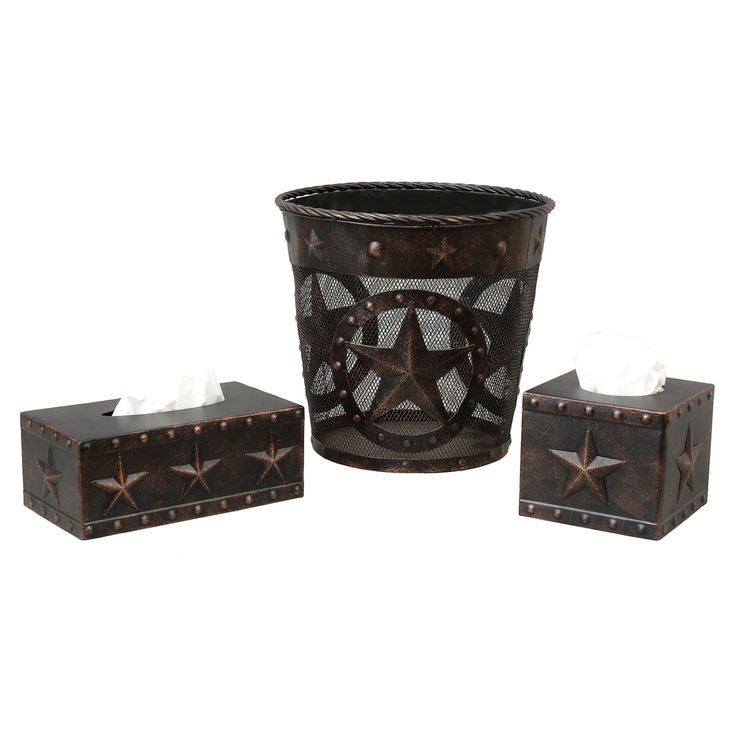 58 Lone Star Office Furniture Longview Tx Stars Studs Metal Waste Basket And Tissue Boxes
