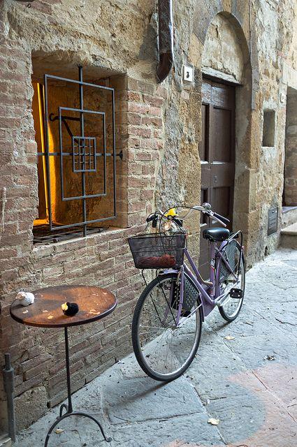 Pienza, Italy, Senza titolo on Flickr.