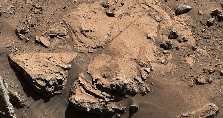 Sur Mars, Curiosity se prépare à un nouveau forage