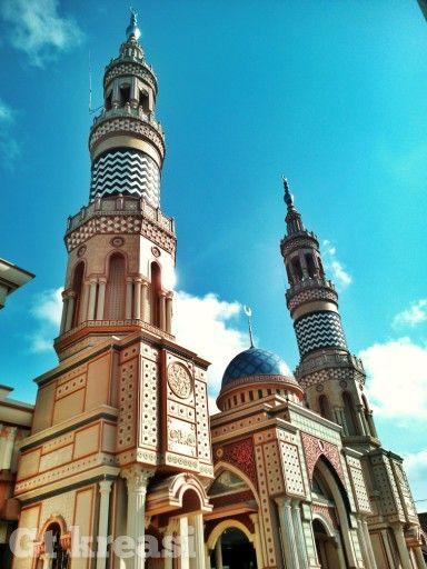 masjid Agung Gondanglegi   #cameraphone