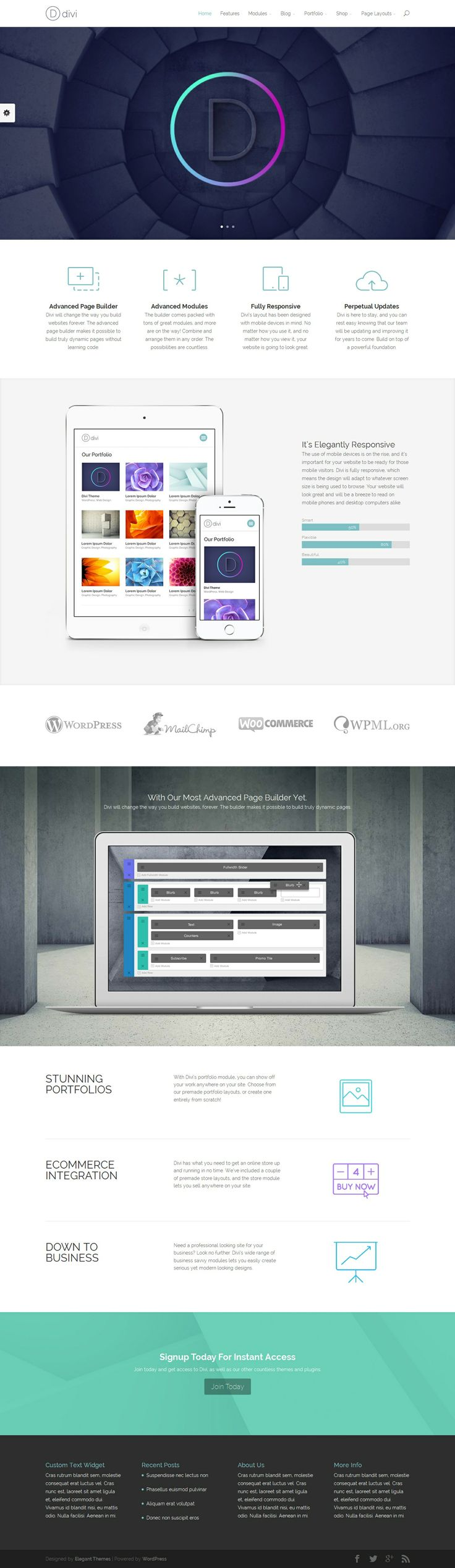 36 best images about best business wordpress themes 2014 awards
