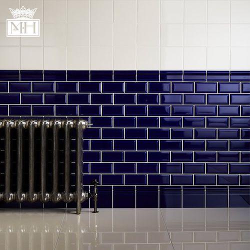 Wall-mounted tile / ceramic / subway MINTON HOLLINS BEVEL JOHNSON TILES