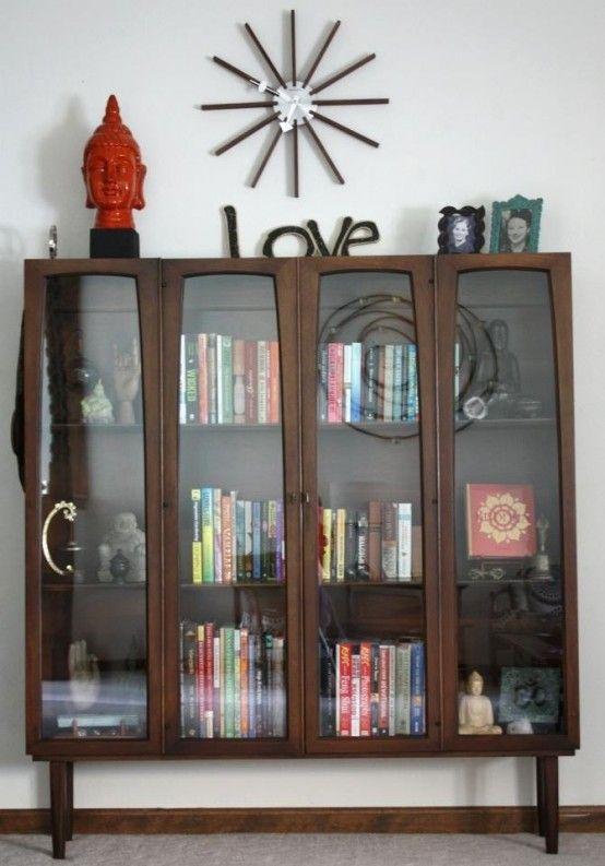 Best 25 mid century modern bookcase ideas on pinterest for Furniture world bremerton