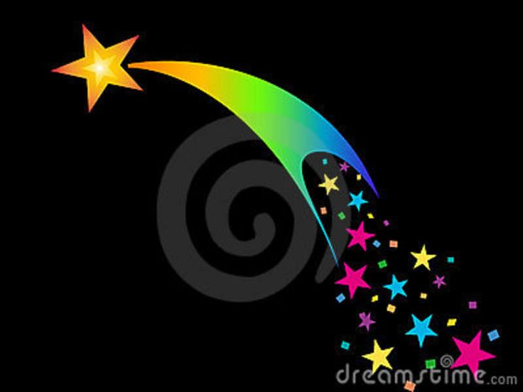 Gallery For > Shooting Star Clipart