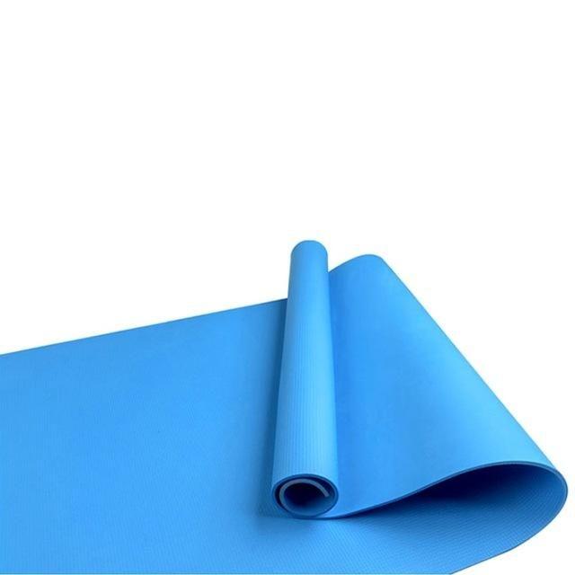 Multifunctional Yoga Mat Brand Name Aolikes Thickness 4 Mm Length 173cm Width 61cm Material Eva Non Slip Elastic S Foldable Yoga Mat