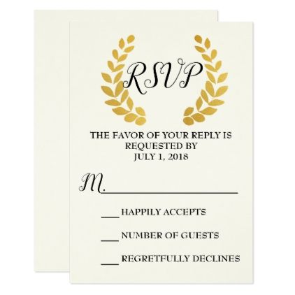Best 25 DIY wedding rsvp cards ideas on Pinterest