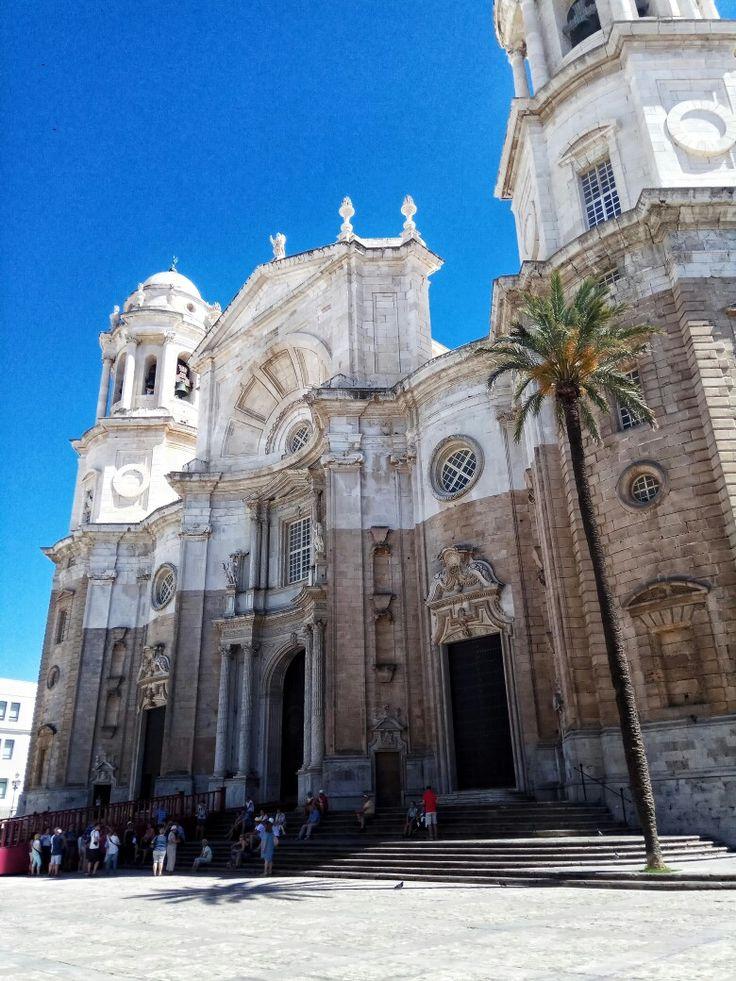 Catedrale de Cádiz Andalucía Spain