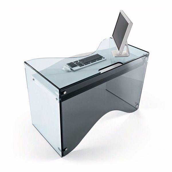 Strata Writing Desk - design Karim Rashid - Tonelli
