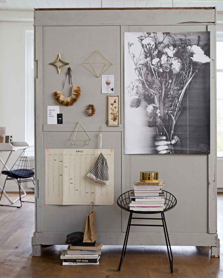 DIY fine things on the wall | Styling Femke Pastijn | Photography Dana van Leeuwen | vtwonen February 2015
