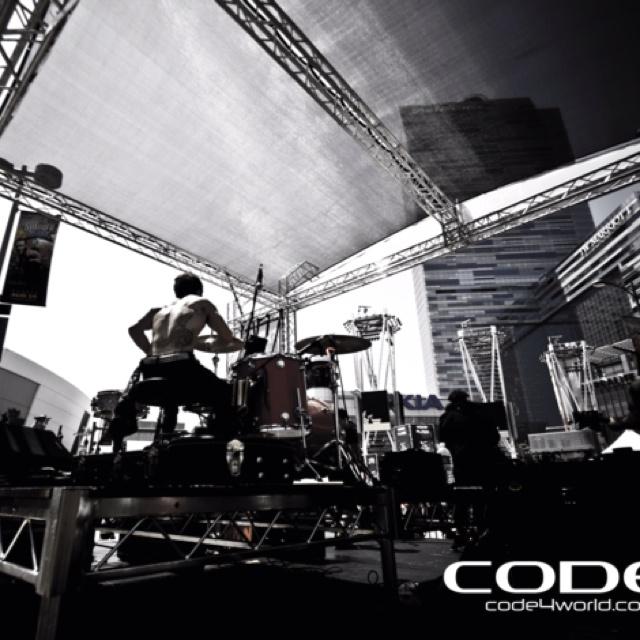 Drum: Drums, Rockstar