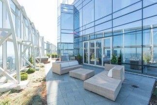65th Floor Terrace of Shangri-La Toronto Penthouse