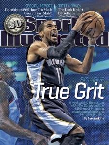 Memphis Grizzlies S.I. Cover
