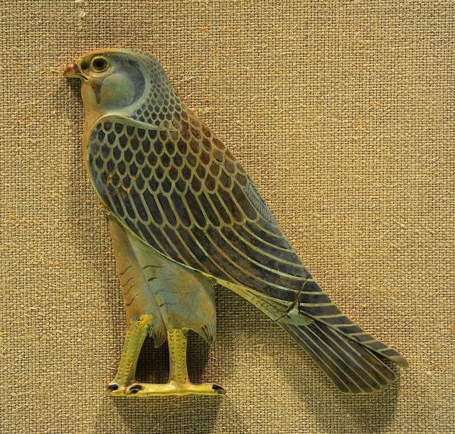Birds in Ancient Egyptian Art, MET, NYC by renzodionigi, via Flickr