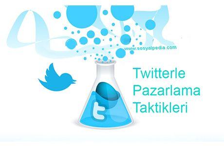 Twitter ile pazarlama taktikleri from Yunus Emre Sarıgül  http://www.sosyalpedia.com/2013/04/twitter-ile-pazarlama-taktikleri_11.html