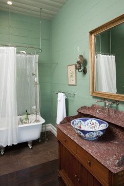 Traditional Home Outdoor Bathtub Design Pictures Remodel Decor And Ideas