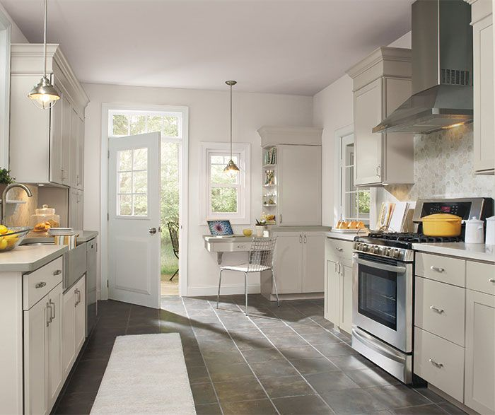 looking for light gray kitchen cabinets? brellin's simple