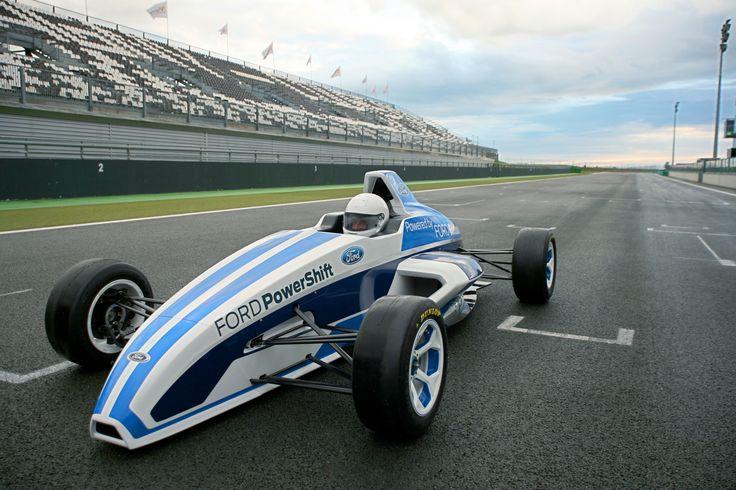 Formula Ford = looks like too much fun!