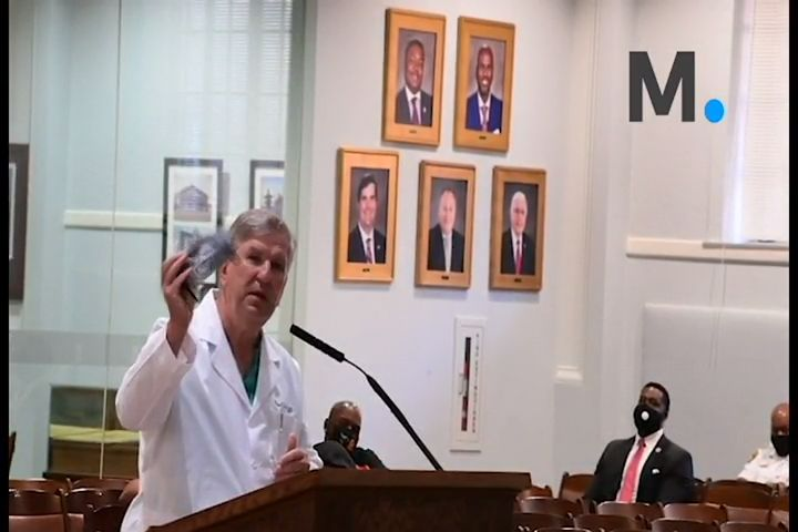 Montgomery council votes down mask ordinance to doctors