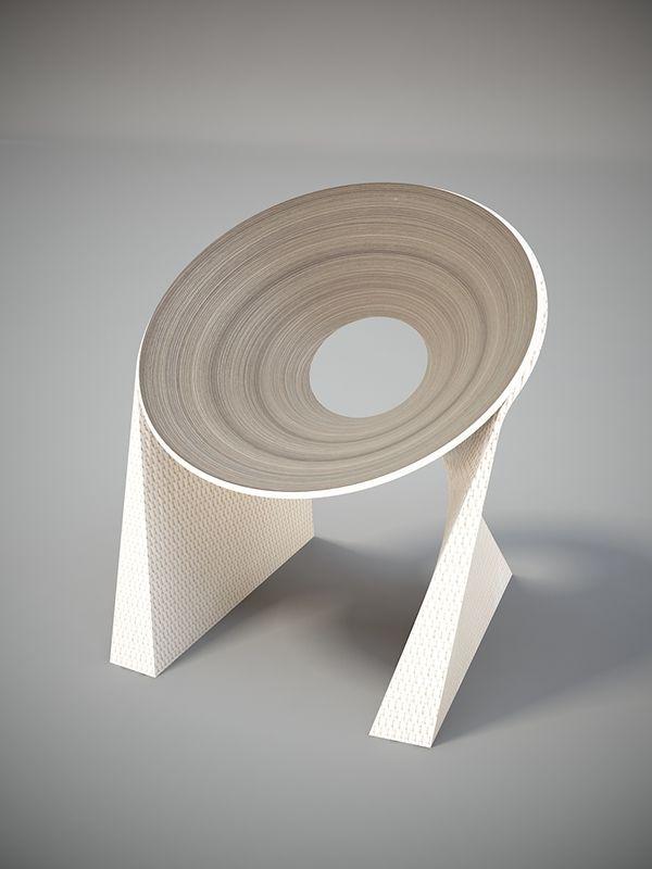 Svilen Gamolov→Some concept chairs.