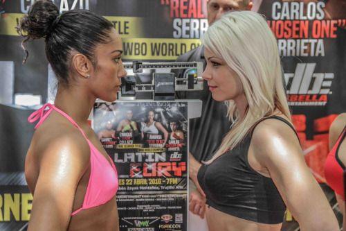 Despachos rápidos en cartelera de boxeo Latin Fury -...