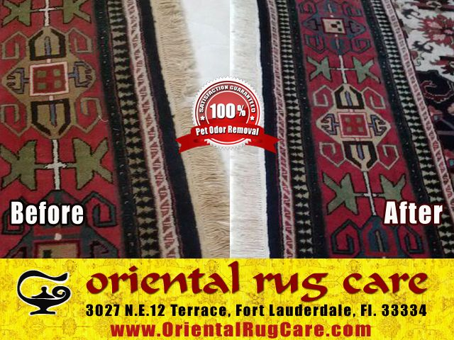 Rug Cleaners Specialists in Ft. Lauderdale