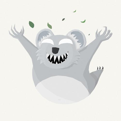 Drop Bear / Drop Koala