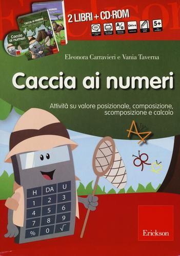 #Caccia ai numeri. kit. con cd-rom edizione Centro studi erickson  ad Euro 41.65…