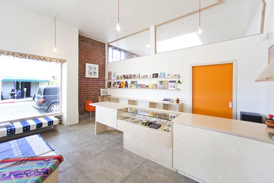 Our Favourite Shop, Los Angeles
