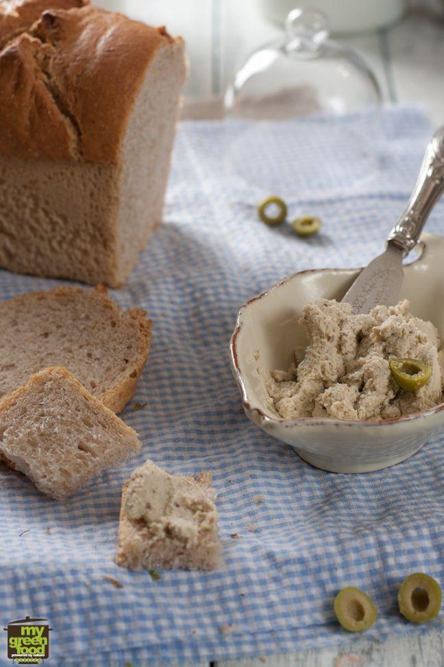Paté di tofu alle olive