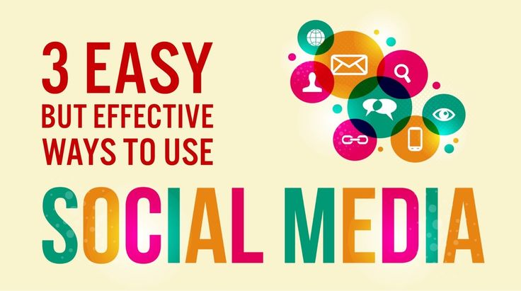 Are you wondering how you can use social media in your marketing strategy? If so, discover these 3 easy but effective ways from our social media experts...