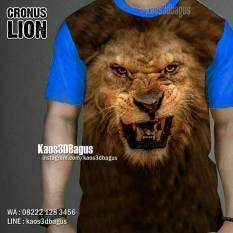 kaos-singa-kepala-singa-cronus-lion-kaos3d-fp