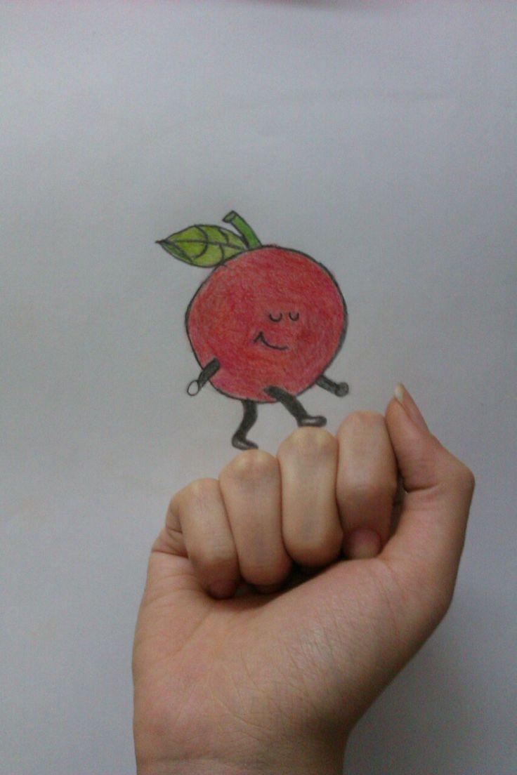 my lovely tomato