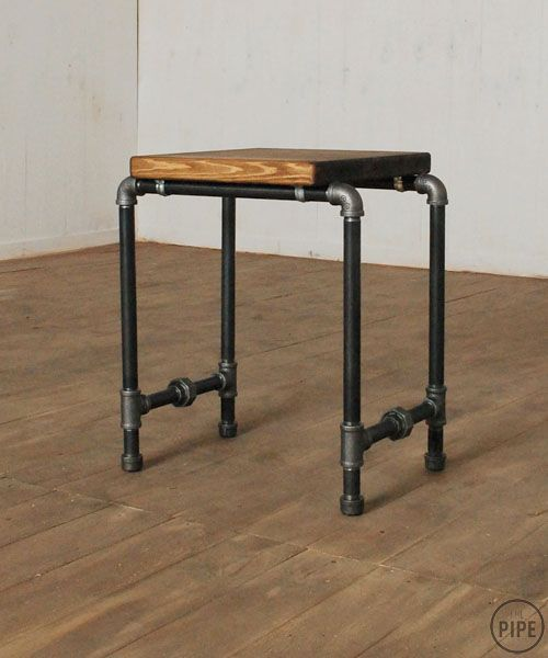 10 best ideas about plumbing pipe furniture on pinterest - Black plumbing pipe furniture ...