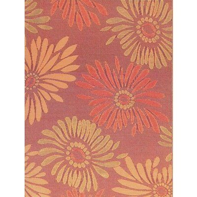 Mad Mats Daisy Indoor/Outdoor Floor Mat, 6 by 9-Feet, Rust by Mad Mats. $109.99. Strong enough to be outside all year without care. Beautiful and sophisticated enough to go inside anywhere.. Mad Mats are made of 100-percent recycled polypropylene and with polyester/nylon ribbon.. Mad Mats are made of 100% recycled Polypropylene and with Polyester/Nylon Ribbon.. Strong enough to be outside all year without care.  Beautiful and sophisticated enough to go inside anywhere...