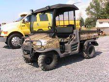 Kubota RTV900 Utility Vehicle 4x4 Diesel Power Dumpapply now www.bncfin.com/apply