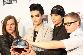 Tokio Hotel bientôt de retour avec un album ?