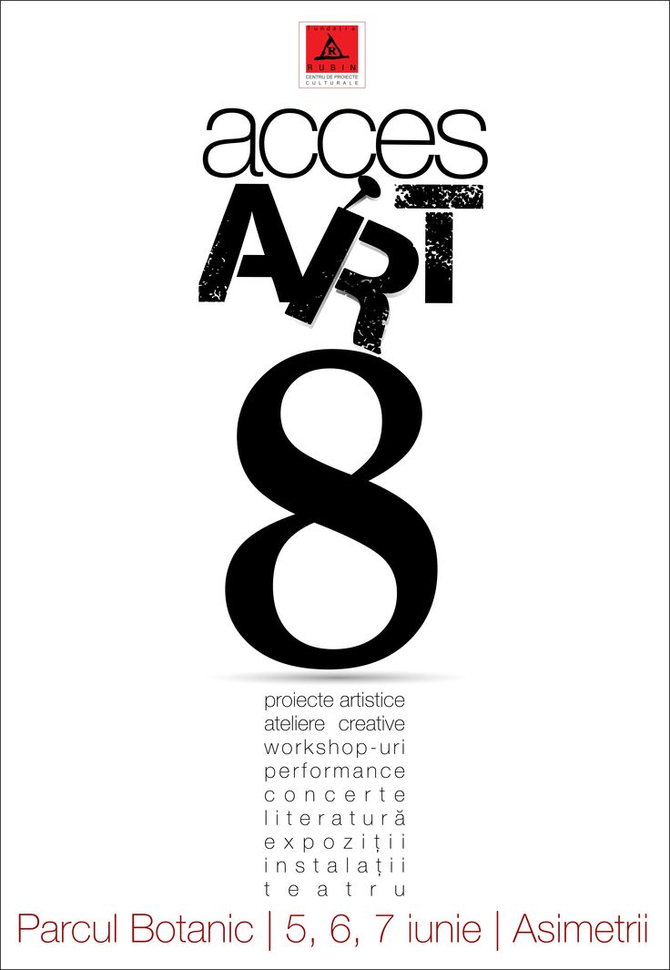 AccesArt Poster