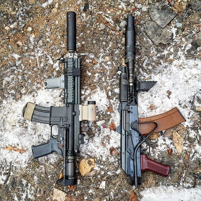 AR or AK? GBBR or AEG? Tell me which you choose and why... Go! [For me; it depends on the event, which side I'm playing on, and the time of year]. #airsoft #milsim #airsoftandmilsim #airsofttech #gbbr #gasblowback #hk416 #hk416c #tactical #tacticool #cqb #usamilsim #usaairsoft #worldairsoft #ak74 #ak47 #airsoftaeg #airsoftak #e&lairsoft #e&lak #aks74u #russian #russianairsoft #usaairsoft #usamilsim #worldairsoft #wetech #nato #warsaw #HKMasterRace #M4MasterRace #AKMasterRace