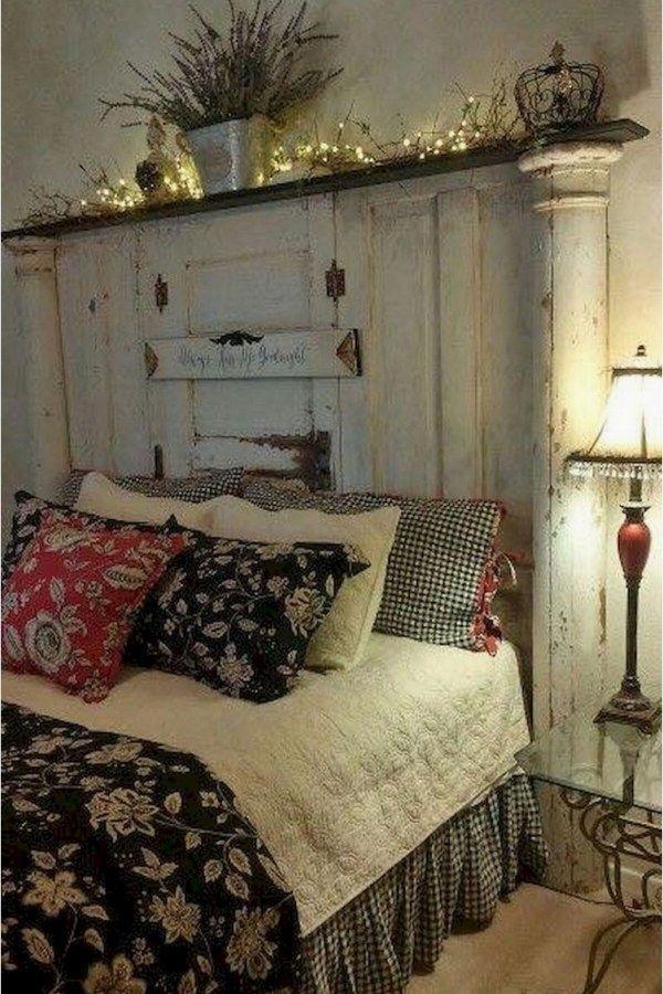35 amazing farmhouse bedroom decor inspiration ideas farmhouse rh pinterest com